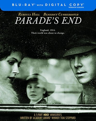 Parade's End Bluray