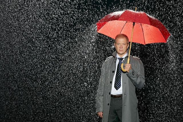 Jeff Perry as Cyrus Beene Scandal
