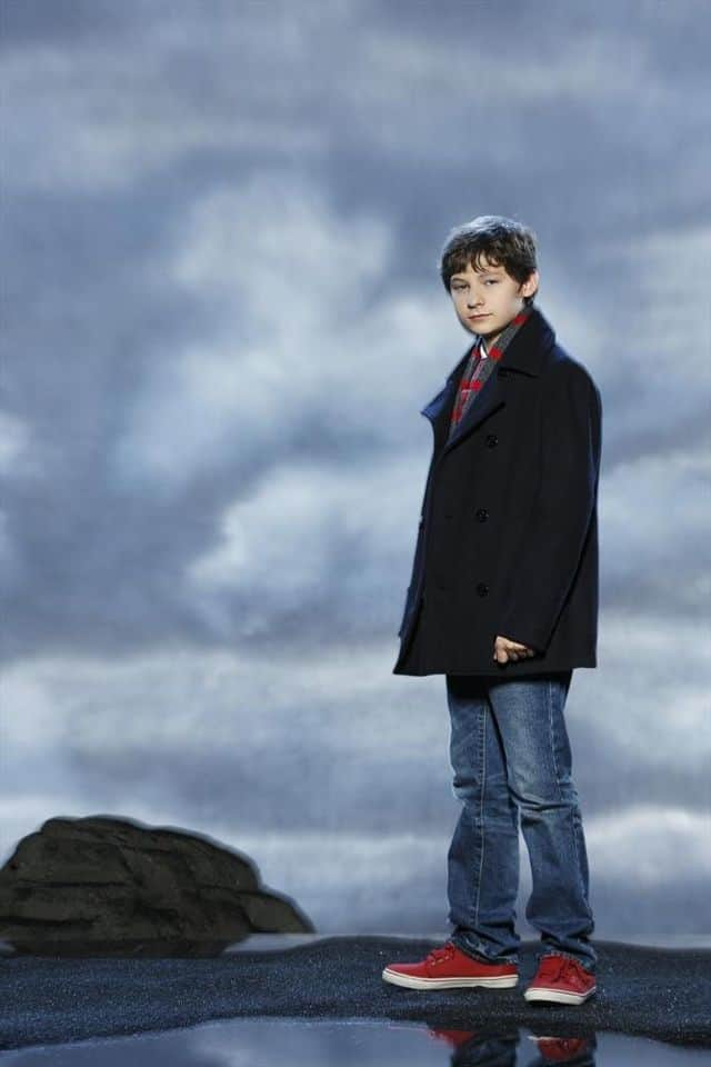 """""""Once Upon a Time"""" Jared S. Gilmore as Henry Mills"""