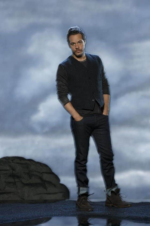 """""""Once Upon a Time"""" Michael Raymond-James as Baelfire/Neal Cassidy"""