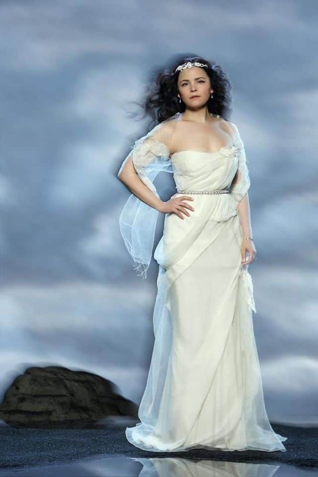 """""""Once Upon a Time"""" Ginnifer Goodwin as Snow White/Mary Margaret"""