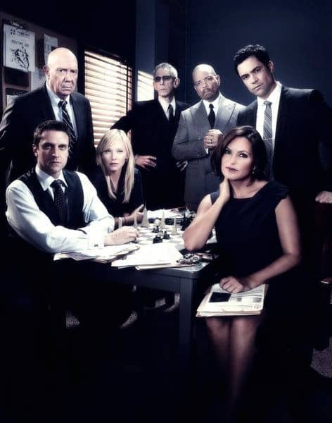 Law And Order SVU Cast Season 15 Cast