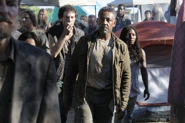 Giancarlo Esposito as Captain Tom Neville Revolution Season 2