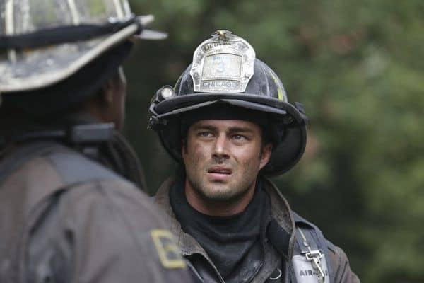 Taylor Kinney as Kelly Severide Chicago Fire - Season 2