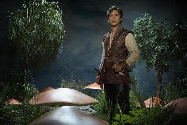 Peter Gadiot as Cyrus Once Upon A Time In Wonderland