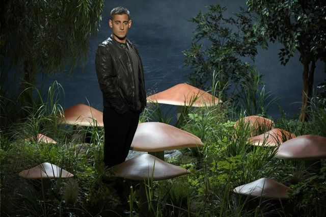 Michael Socha as The Knave of Hearts Once Upon A Time In Wonderland
