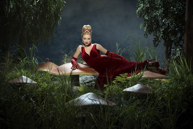 Emma Rigby Once Upon A Time In Wonderland