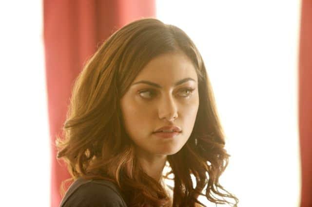 Phoebe Tonkin as Hayley The Originals
