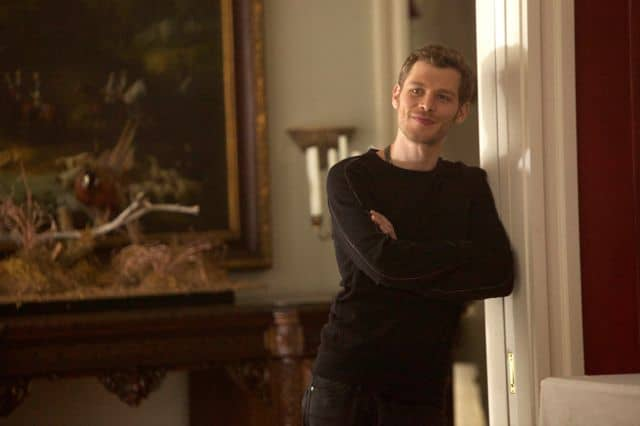 Joseph Morgan as Klaus The Originals