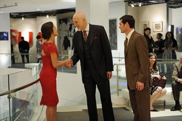 HANNAH WARE, JAMES CROMWELL, HENRY THOMAS Betrayal