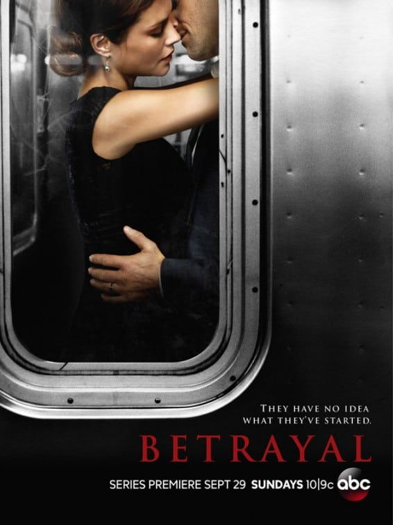BETRAYAL Poster ABC
