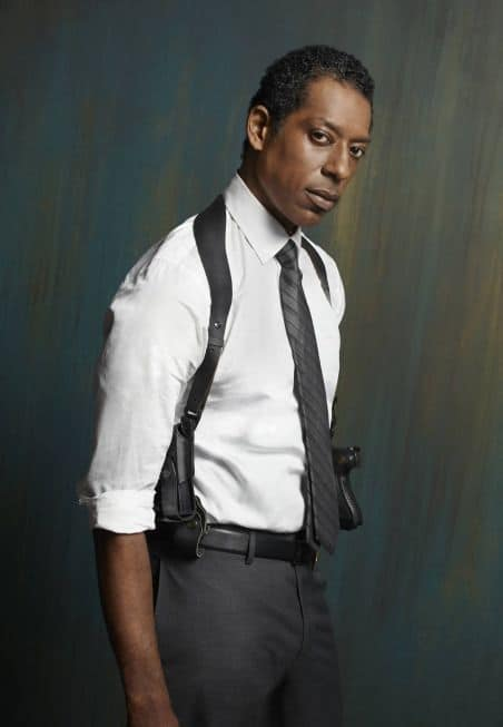 Orlando Jones Sleepy Hollow