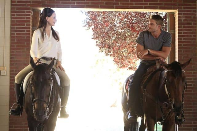 MADELEINE STOWE, JUSTIN HARTLEY