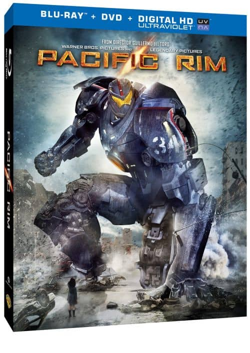 Pacific Rim Bluray DVD