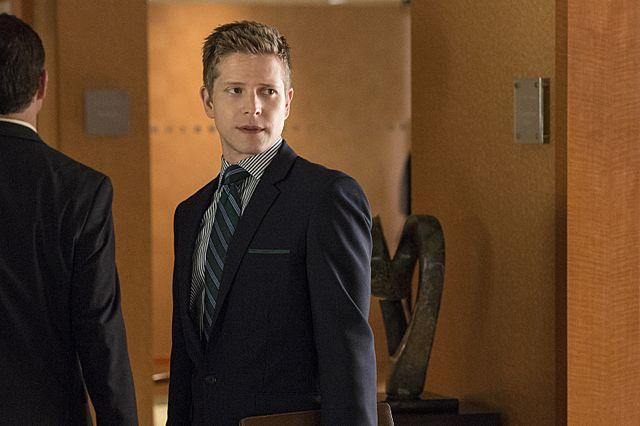 Cary (Matt Czuchry) The Good Wife Season 5