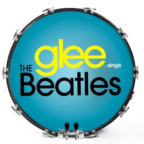 GLEE SINGS THE BEATLES Track Listing