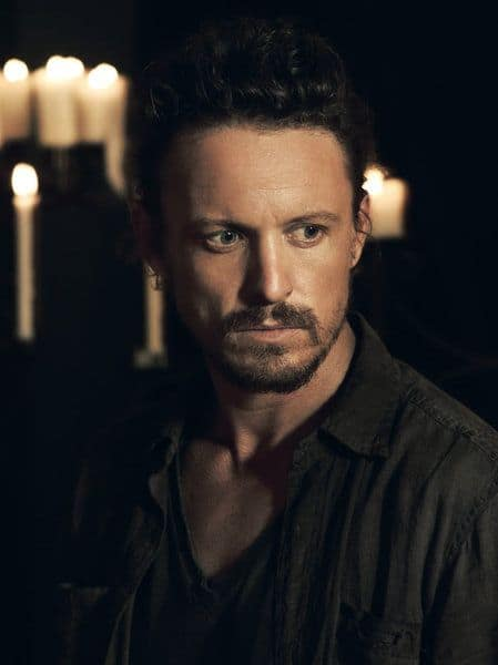REVOLUTION -- Season: 2 -- David Lyons as Gen. Sebastian Monroe -- (Photo by: Nino Munoz/NBC)