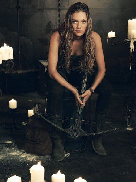 Tracy Spiridakos as Charlie Matheson Revolution Season 2