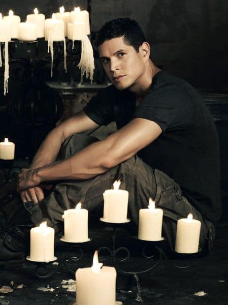REVOLUTION -- Season: 2 -- Pictured: JD Pardo as Jason Neville -- (Photo by: Nino Munoz/NBC)