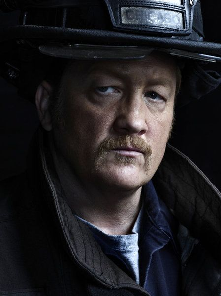 Christian Stolte as Mouch Chicago Fire Season 2