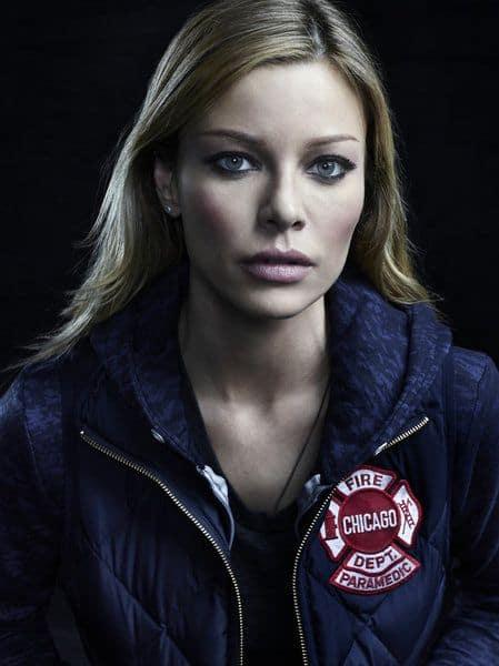 Lauren German as Leslie Shay Chicago Fire Season 2