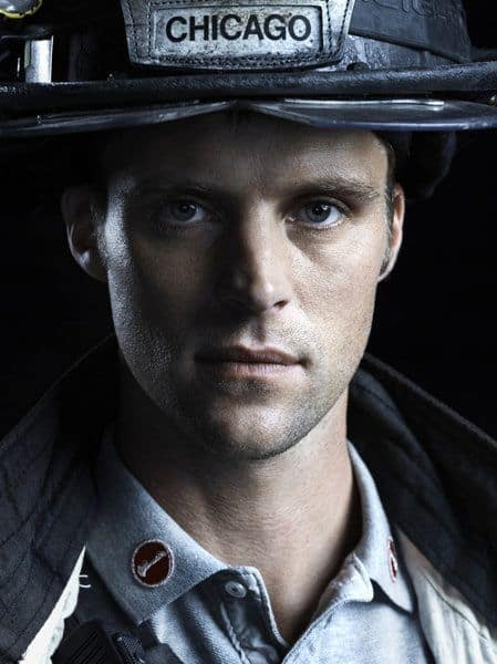 Jesse Spencer as Matthew Casey Chicago Fire Season 2