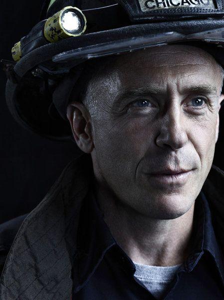 David Eigenberg as Christopher Herrmann Chicago Fire Season 2