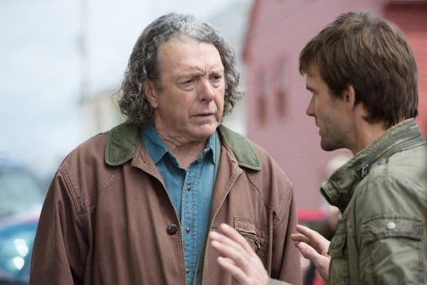 Richard Donat as Vince Teagues, Lucas Bryant as Nathan Wuornos Haven Season 4