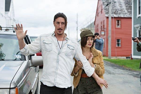 Eric Belfour as Duke Crocker, Emma Lahana as Jennifer Mason Haven Season 4