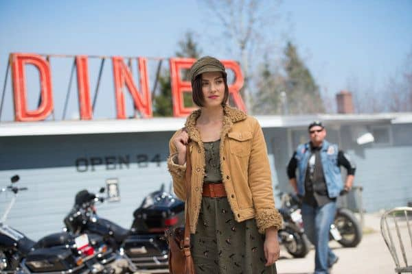 Emma Lahana as Jennifer Mason Haven - Season 4