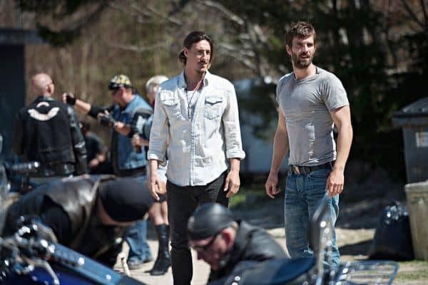 Eric Belfour as Duke Crocker, Lucas Bryant as Nathan Wuorno Haven - Season 4