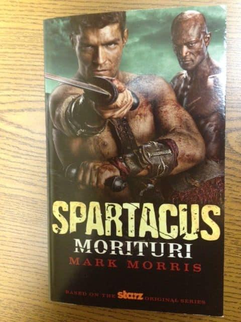 Spartacus Morituri Book