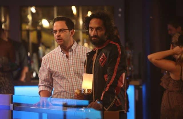 Nick Kroll as Ruxin, Jason Mantzoukas as Rafi The League