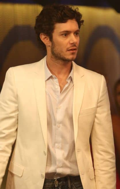 Adam Brody as Ted The League