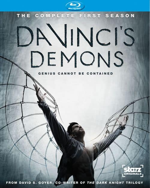 da vincis demons bluray disc