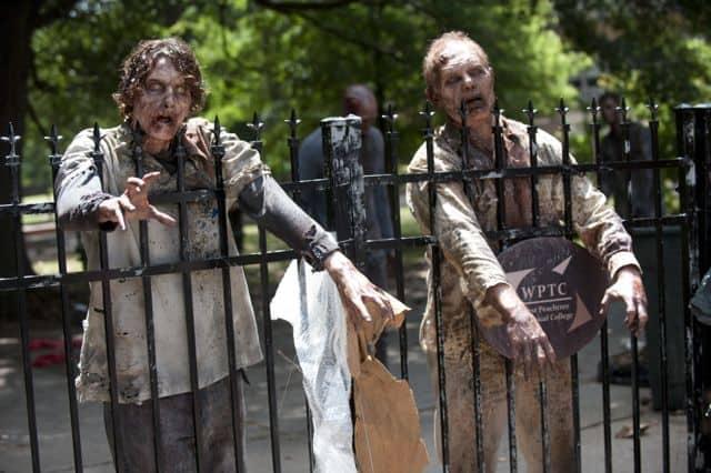 Walkers - The Walking Dead _ Season 4, Episode 4 - Photo Credit: Gene Page/AMC