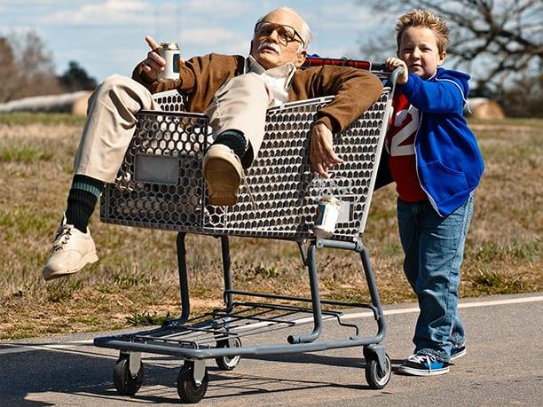 Bad Grandpa Box Office