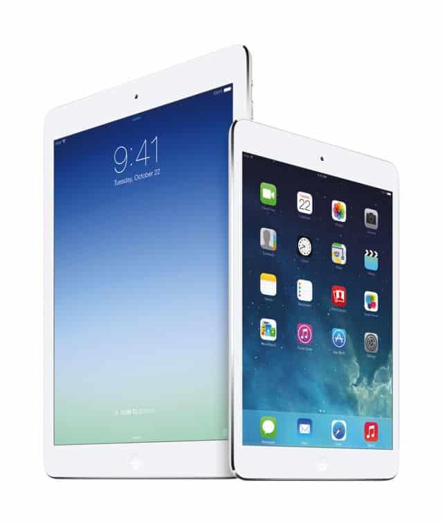 iPad Air Apple Retina Display
