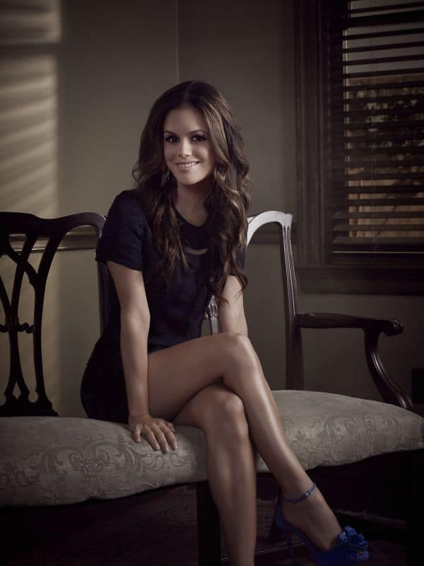 Rachel Bilson as Dr. Zoe Hart HART OF DIXIE