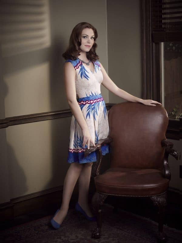 Kaitlyn Black as Annabeth Nass HART OF DIXIE