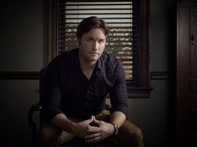 Scott Porter as George Tucker Hart Of Dixie