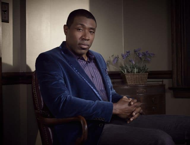 Cress Williams as Lavon Hayes Hart Of Dixie