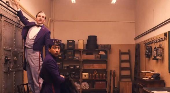 The Grand Budapest Hotel Trailer
