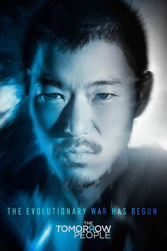 The Tomorrow People Poster Aaron Yoo