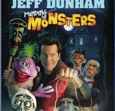 JEFF DUNHAM MINDING THE MONSTERS BLURAY