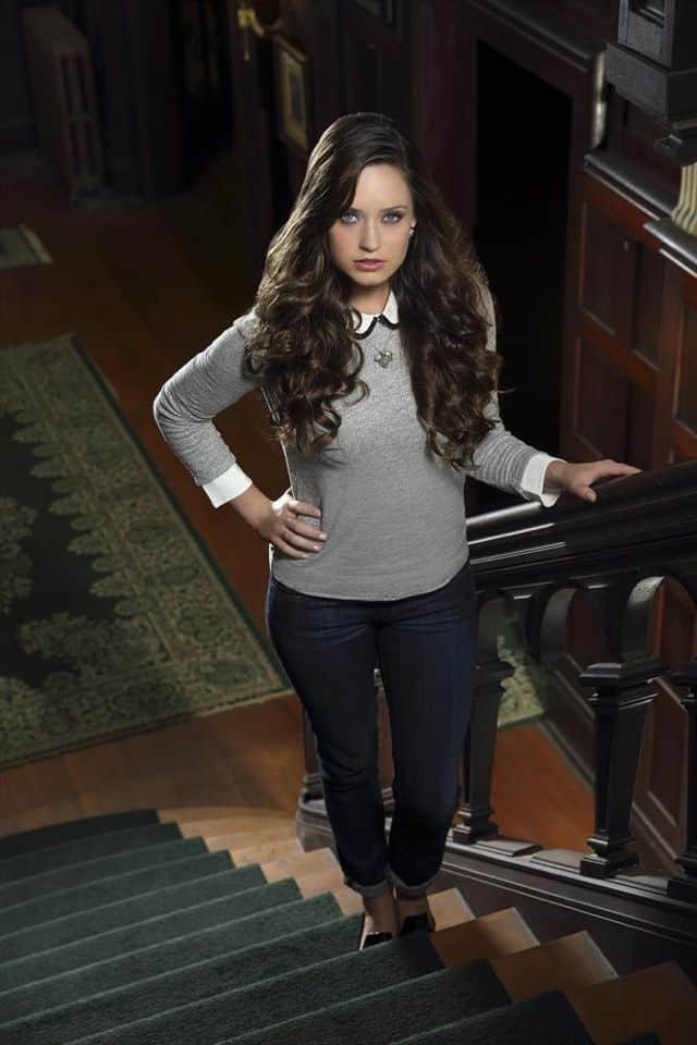 RAVENSWOOD - Merritt Patterson stars as Olivia Matheson