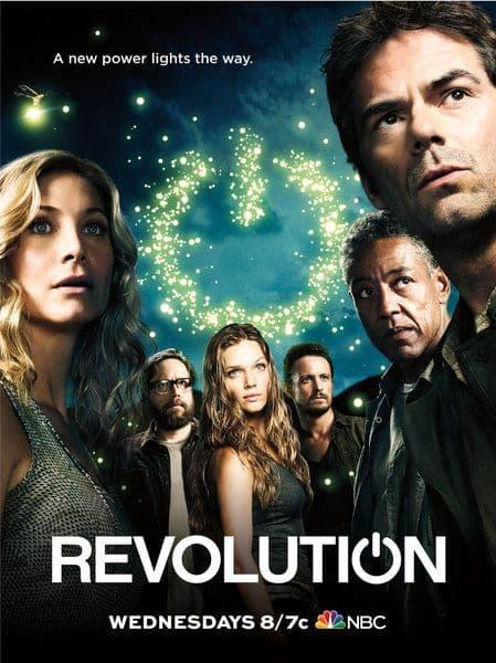 Revolution Season 2 Poster
