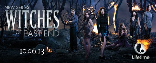 Witches Of East End Banner