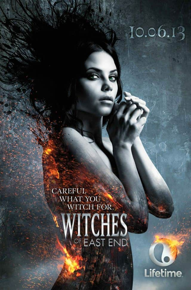 WITCHES OF EAST END POSTER : Jenna Dewan Tatum