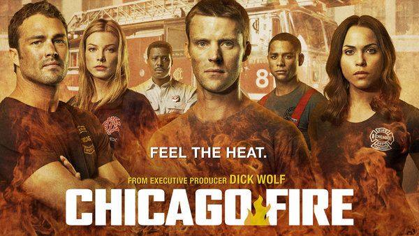 CHICAGO FIRE Season 2 Poster